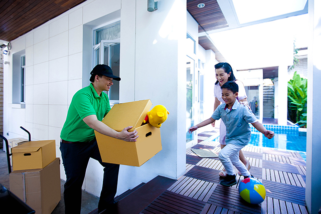 Parcel Delivery - Moving Service - Lipat Bahay - Quick Delivery