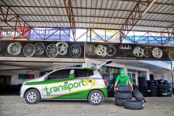 Transportify Asia - Transportify Southeast Asia - Door to Door Delivery - Third Party Logistics