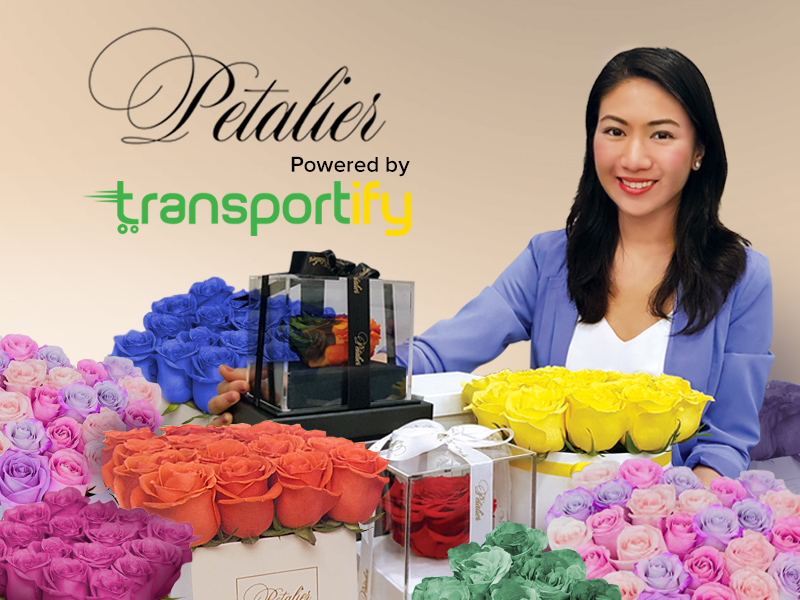 Flower Delivery - Petalier - Affordable Delivery - Flower Delivery Philippines