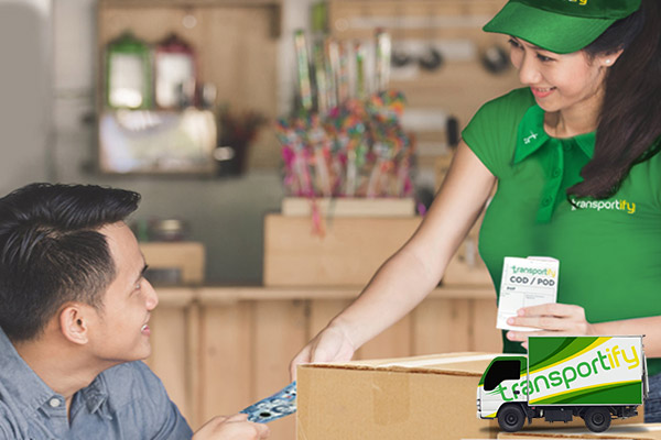 Cash On Delivery - Courier Philippines - Track And Trace Delivery - Pick Up And Deliver Courier - Lalamove - Mober