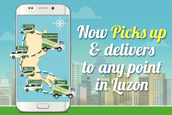 Provincial Courier - Transportify App - All Of Luzon - Lalamove - Mober