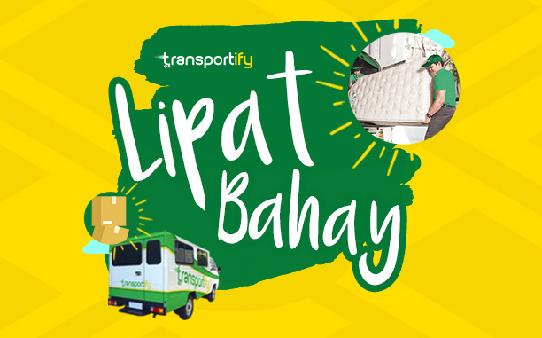 transportify, transportify truck, lipat bahay, lipat bahay truck, app for moving furniture, moving truck for rent