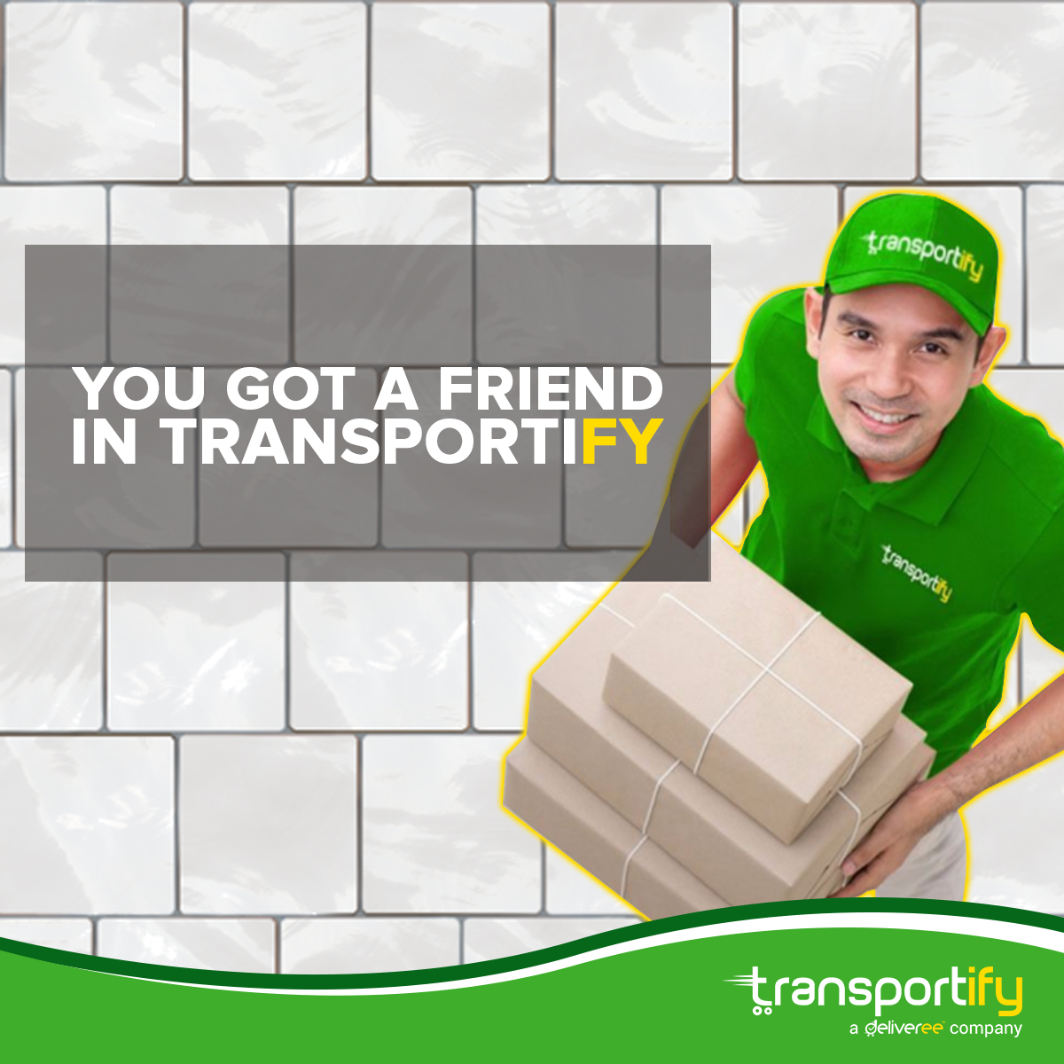 transportify, transportify philippines, logistics services in the philippines, transportify truck, logistics support app, fast courier, delivery driver partners