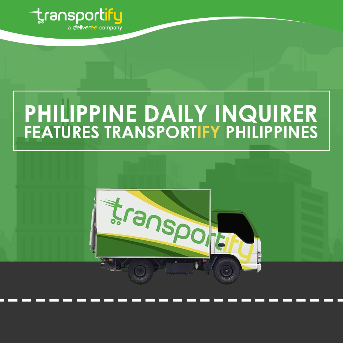 transportify philippines, on-demand delivery service, 3pl