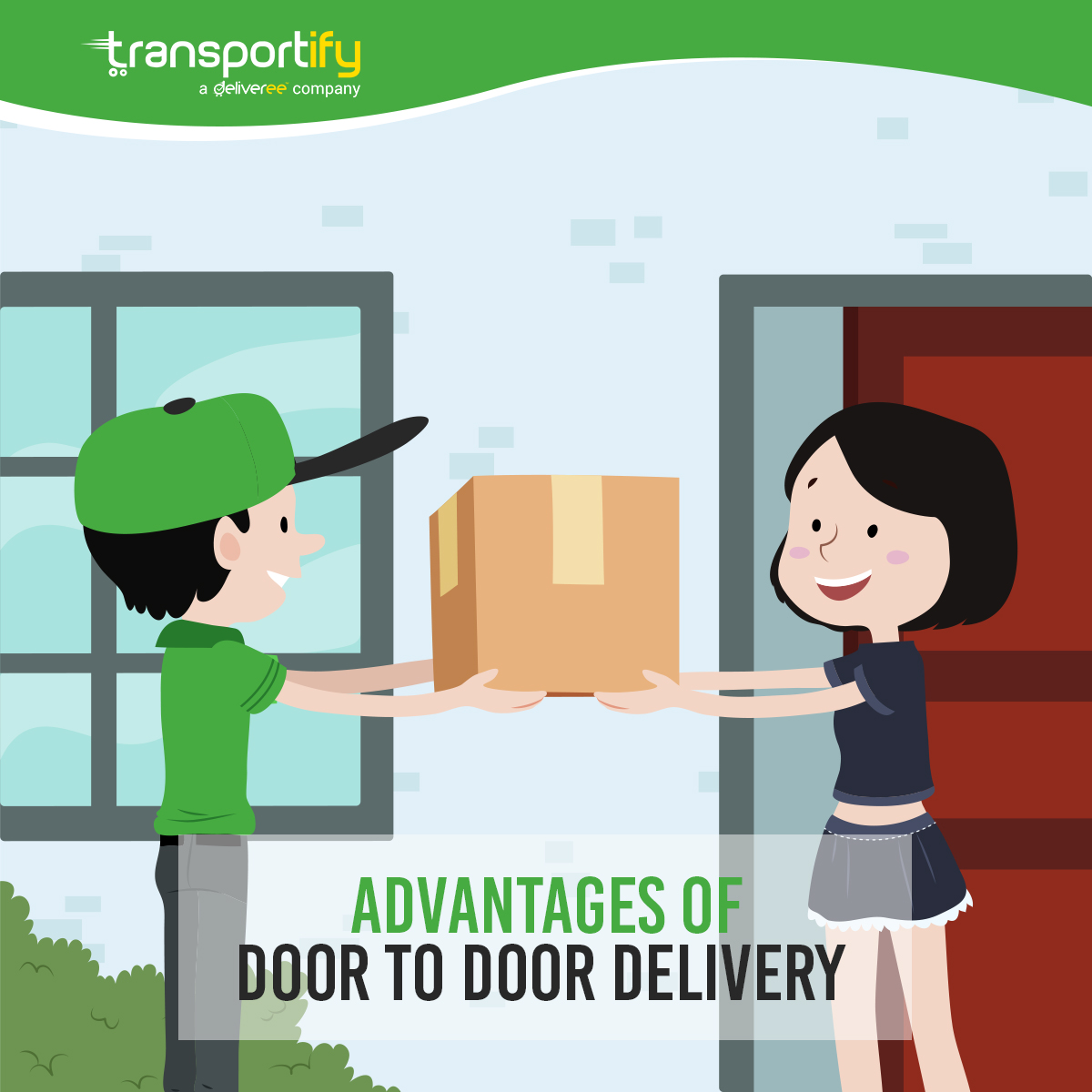 transportify, door to door delivery philippines, on demand delivery app, pick up and deliver courier, track package, delivery driver partners