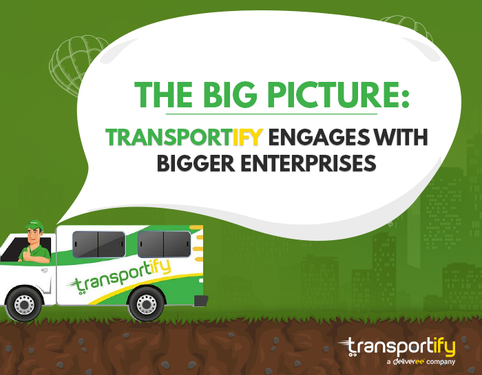 transportify, transportify app, 3pl, courier and delivery services, on demand delivery app, supply chain logistics services, budget truck rentals