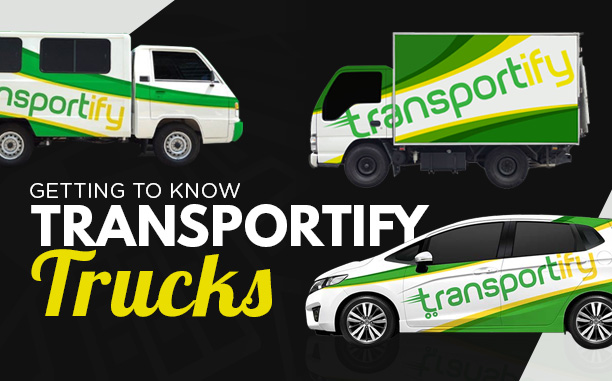 transportify truck, immediate delivery services, delivery driver partners, transportify app, transportify manila