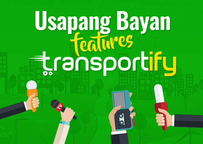 transportify Philippines, supply chain logistics services, on demand delivery app, delivery driver partners,lalamove,mober