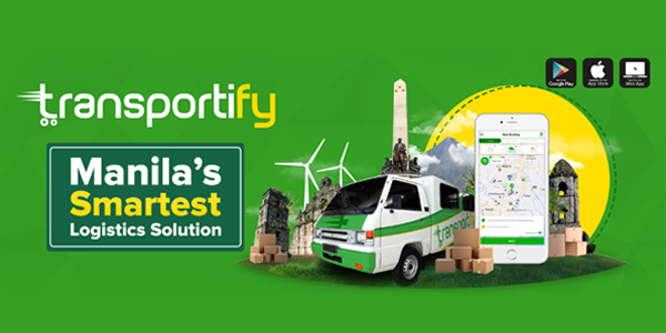Transportify App, third party logistics, app for delivery service, on demand delivery app, fast courier