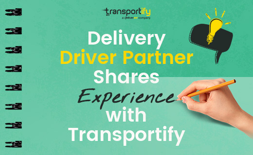 Transportify Driver Partner, delivery driver partners, delivery company, rent a van, lalamove, mober