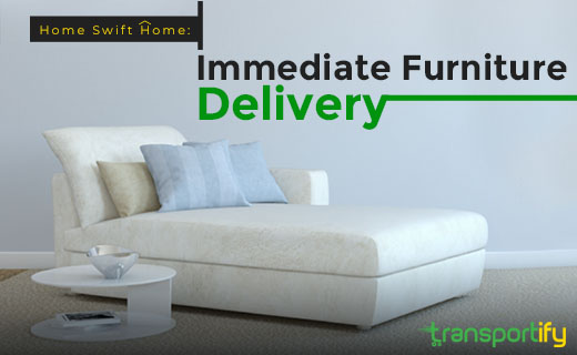 Transportify, on-demand delivery app, app for moving furniture, budget truck rental service