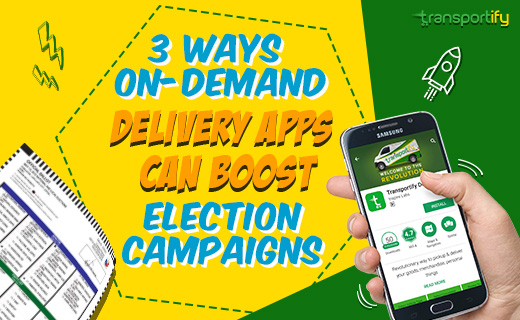3 Ways On-Demand Delivery Apps Can Boost Election Campaigns Featured Ima...