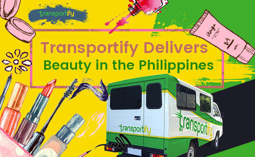 Transportify Delivers Beauty in the Philippines LinkedIn
