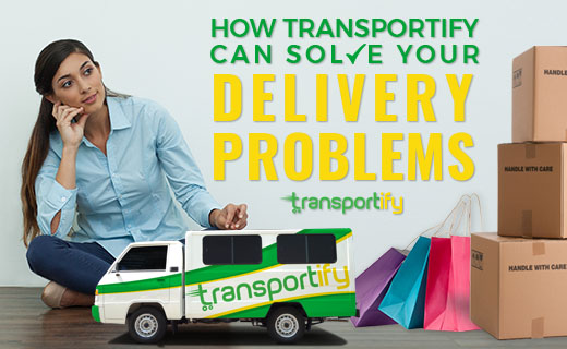 How Transportify Can Solve Your Delivery Problems Featured Image