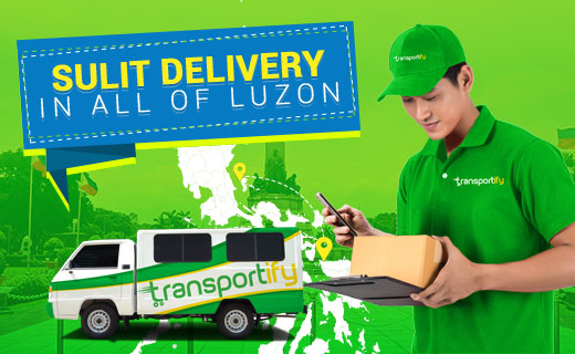 Transportify - Sulit Delivery in All of Luzonfeatured image V2