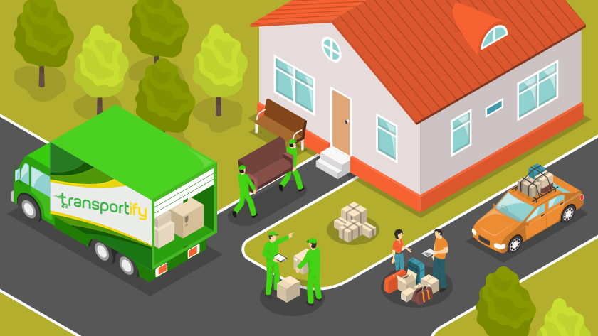 Transportify Brings Solution to your Lipat Bahay Problems