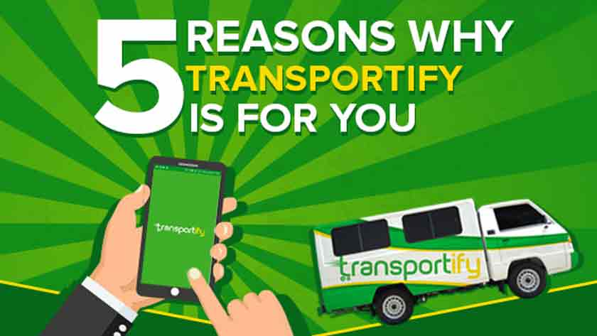 5 Reasons Why Transportify is for You Main
