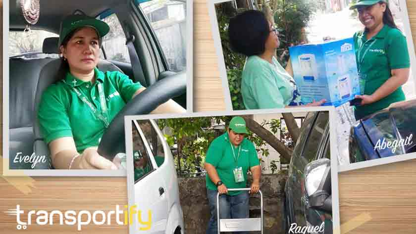 Delivery Firm Revolutionizes the Logistics Industry with Female Drivers Main