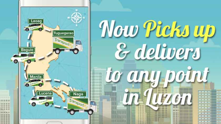 Affordable Provincial Courier Service with Transportify Main