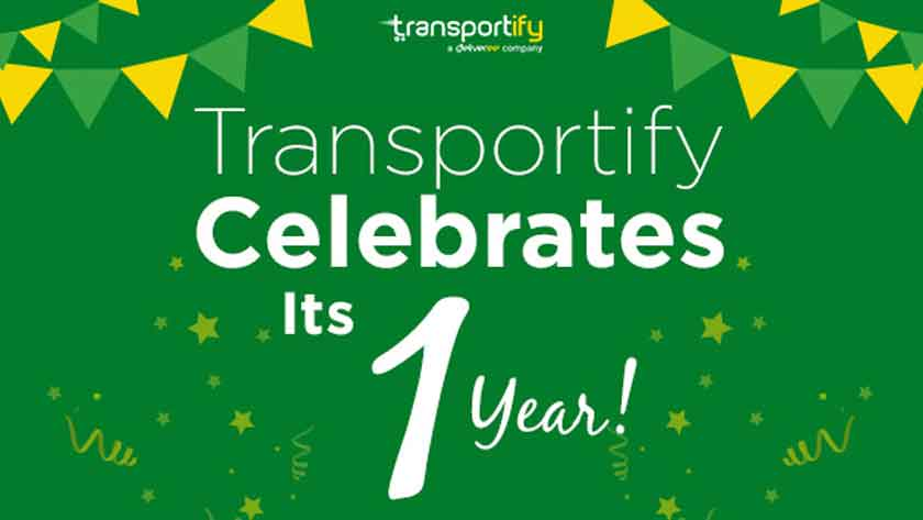 Transportify Celebrates Its 1 Year Main