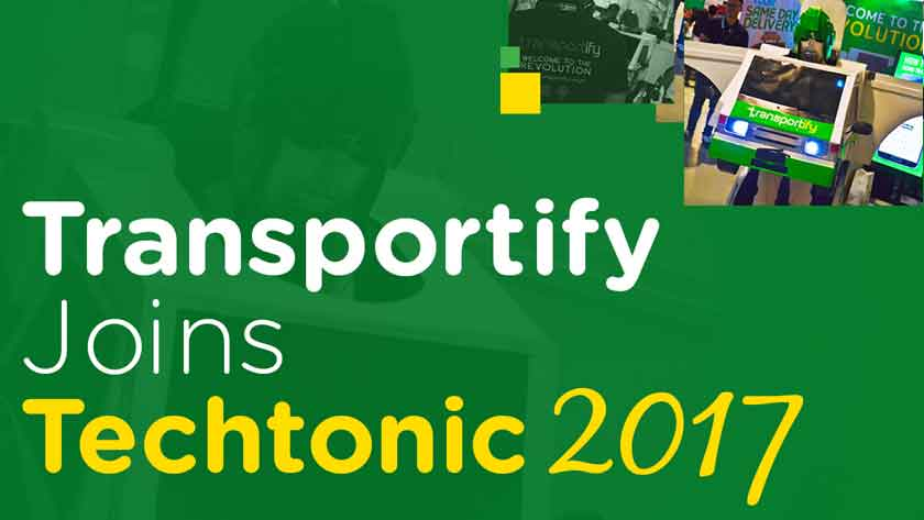 Transportify joins TECHtonic 2017 Main