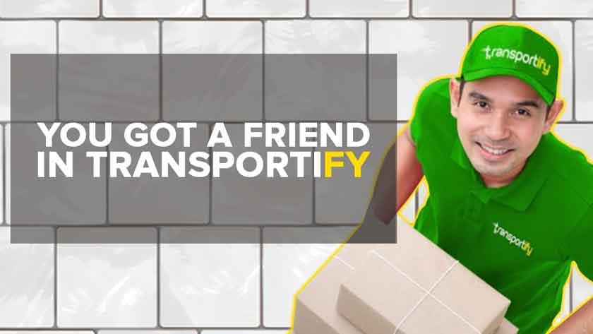 You Got a Friend in Transportify Main