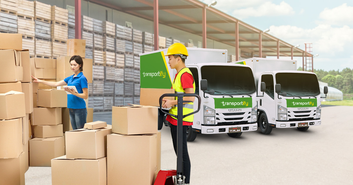 freight logistics and cargo delivery services packaging tips