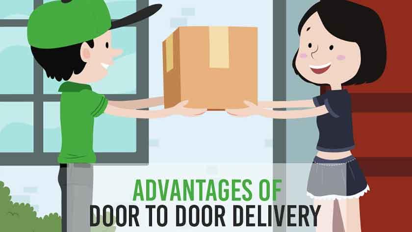 Advantages of Door-to-door Delivery Main