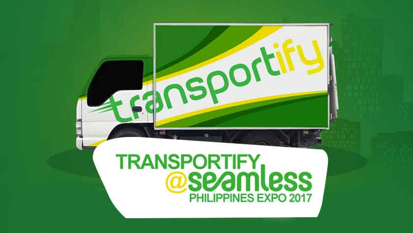 Transportify at Seamless Philippines Expo 2017