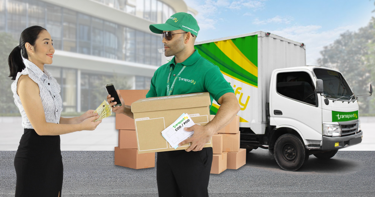 Cash On Delivery Courier Philippines