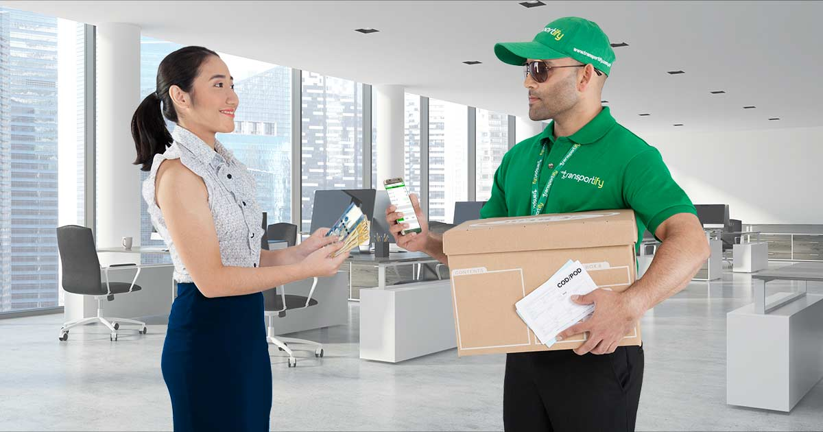 Cash On Delivery Courier Philippines Service