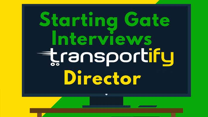Starting Gate Interviews Transportify Director