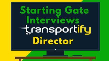 Starting Gate Interviews Transportify Director