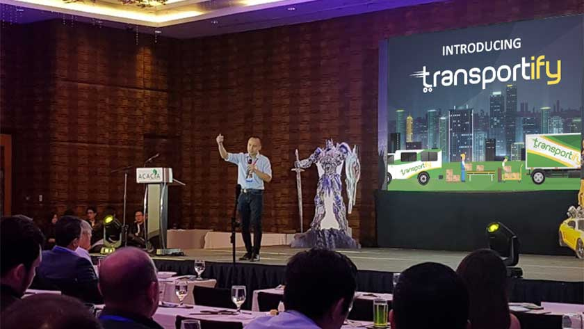 Transportify: Driving Change with SMYPC