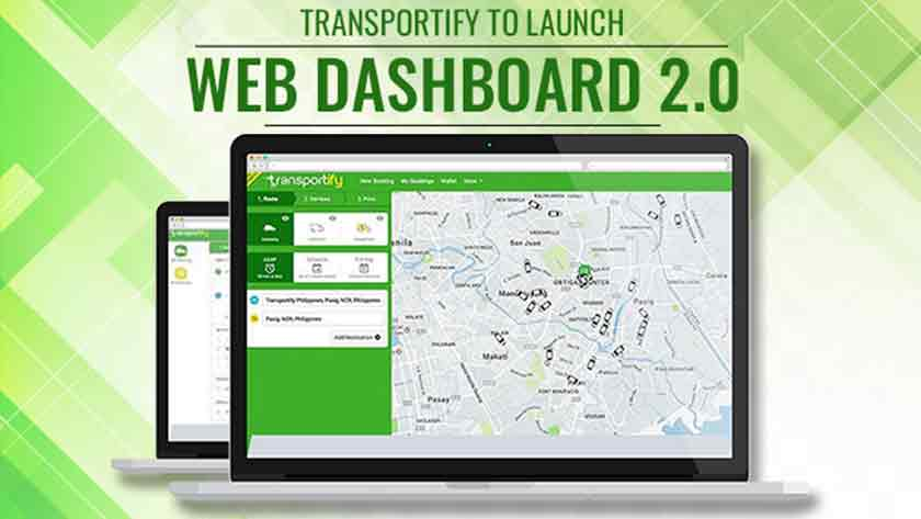 Transportify Launches Web Dashboard 2.0