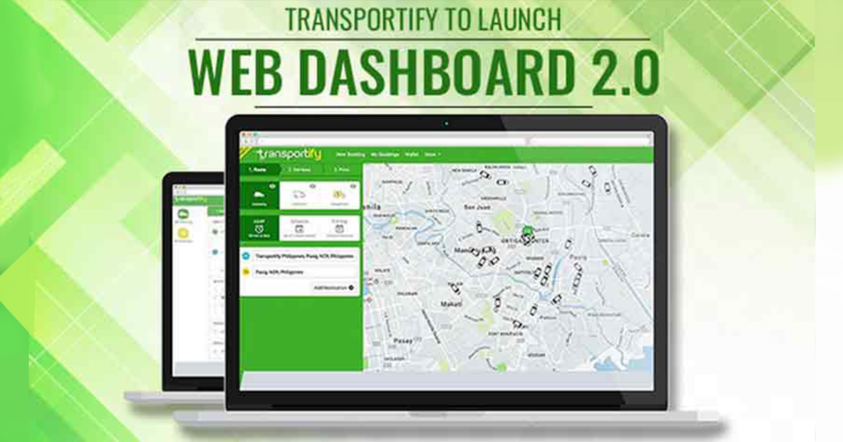 Web App Trucking Services Philippines
