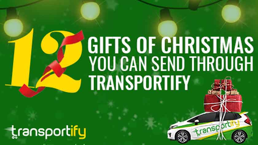 12 Gifts of Christmas You Can Send Through Transportify Main