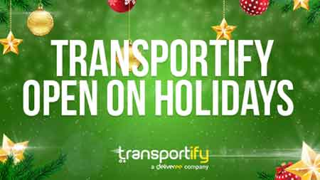 Transportify: Open on Holidays