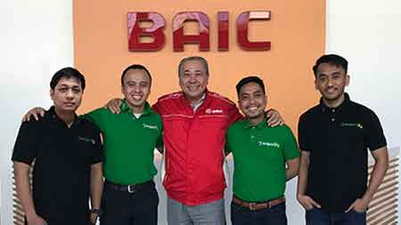 Transportify Partners with BAIC Philippines, endorsing the H5 Bayanihan Featured