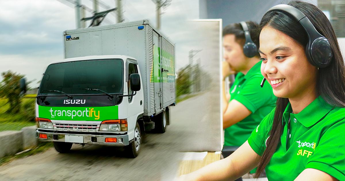 Online Logistics & High Tech Trucking Services