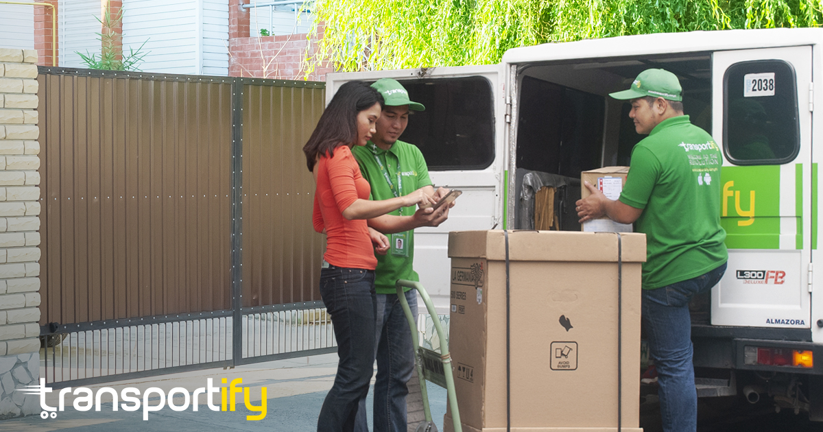 Appliance Pick Up and Delivery Service