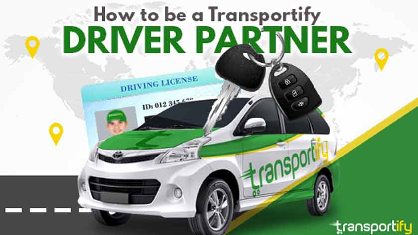 How to be A Transportify Driver Partner