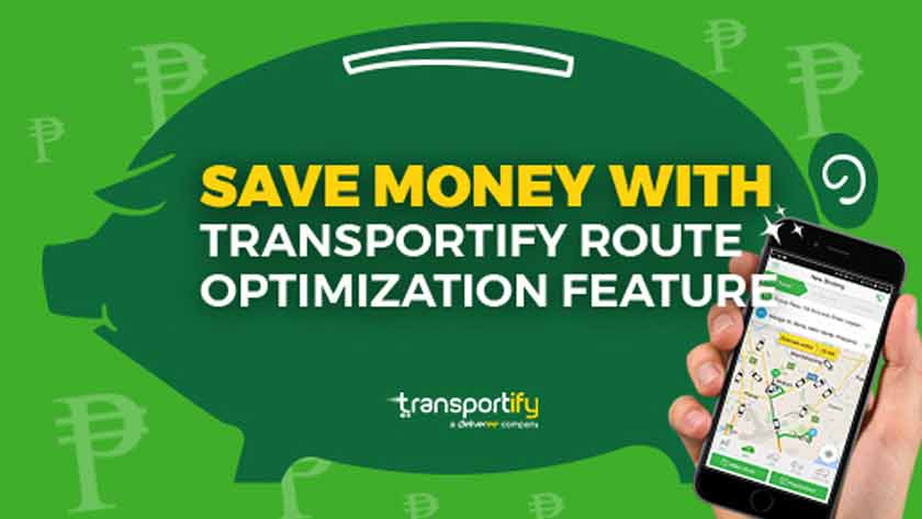 Save Money with Transportify Route Optimization Feature