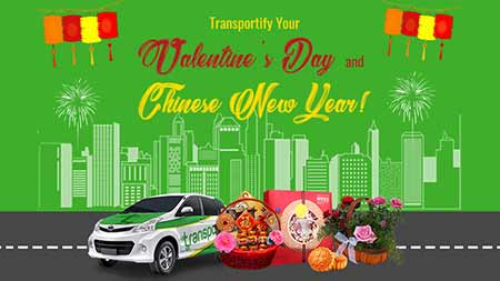 Transportify Your Valentine's Day and Chinese New Year!