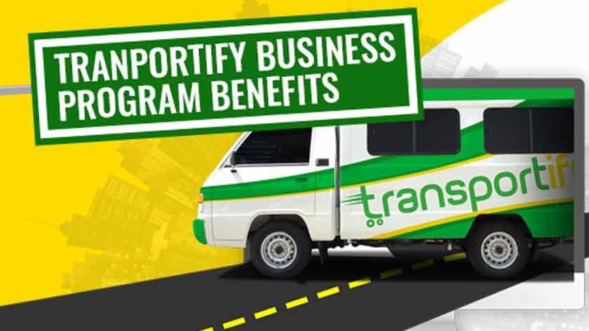 Tranportify Business Program Benefits