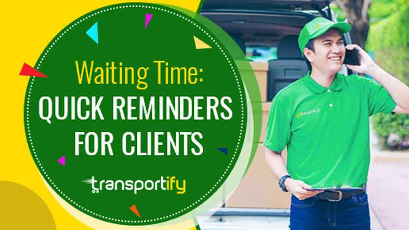 Waiting Time Quick Reminders for Clients Main