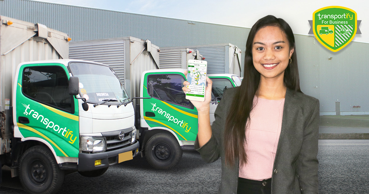 Truck Rental App For Business Delivery