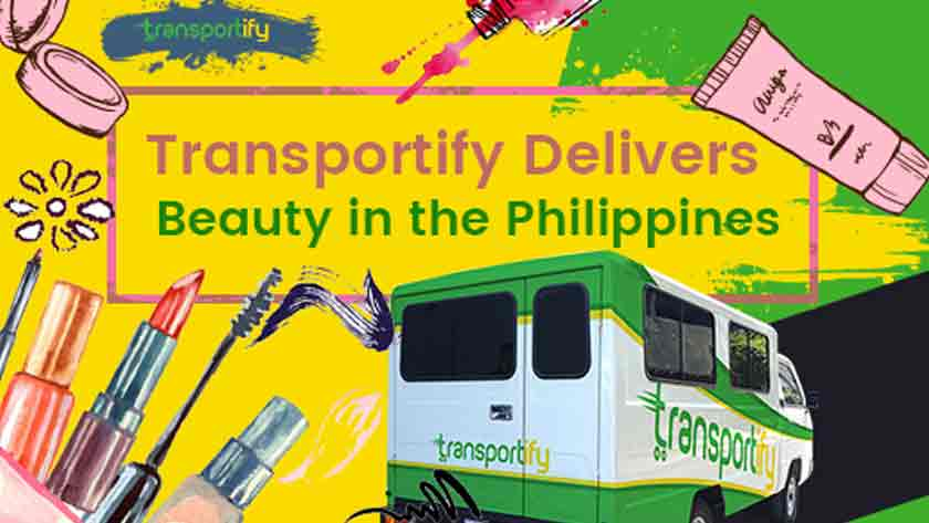 Transportify Delivers Beauty Main