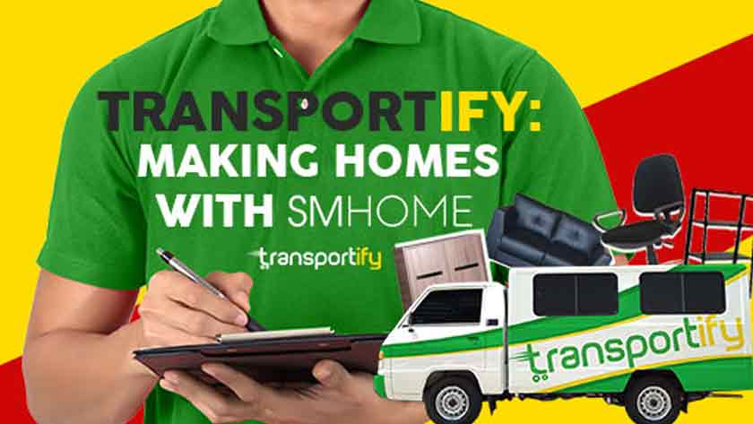 Transportify Making Homes with SM Home Main