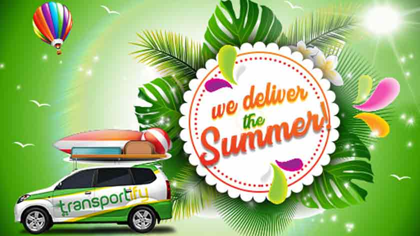 We Deliver the Summer Main